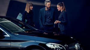 Werkstattersatz-Mobilität mit Mercedes-Benz Rent bei Herbrand